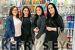 Enjoying the  CH Chemist Fashion tips and Beauty tricks on Friday were Katrina Meaheti, Bruna  Bana, Denise Brocher and Mia Brocher