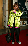 Penny Marshall attending the Opening Night performance of the new Broadway Musical TABOO at the Plymouth Theatre, <br />New York City.<br />November 13, 2003