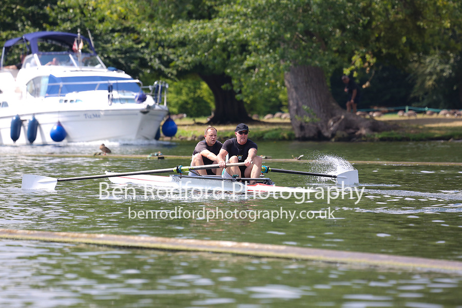 Race: 254  MasC.2-  Semi-Final<br /> 28  Plymouth Amateur Rowing Club<br /> <br /> Henley Masters Regatta 2018 - Saturday<br /> <br /> To purchase this photo, or to see pricing information for Prints and Downloads, click the blue 'Add to Cart' button at the top-right of the page.