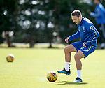 10.08.18 Rangers training: Lee Hodson