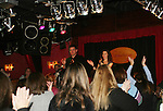 All My Children - Tribute to Eileen Herlie - Aiden Turner and Alicia Minshew perform for their fans on November 22, 2008 with photos, meet and greet and Q and A at the Brokerage Comedy Club and Vaudeville Cafe in Bellmore, New York. (Photo by Sue Coflin/Max Photos).