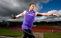 Loughborough University - Athletics Portraits - July 2008