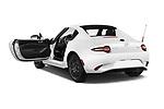 Car images of 2017 Mazda MX-5-RF Club 2 Door Targa Doors