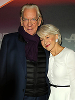 9 January 2018 - West Hollywood, California - Donald Sutherland and Helen Mirren. &ldquo;The Leisure Seeker Premiere&rdquo; held at the Pacific Design Center in West Hollywood. <br /> CAP/ADM<br /> &copy;ADM/Capital Pictures