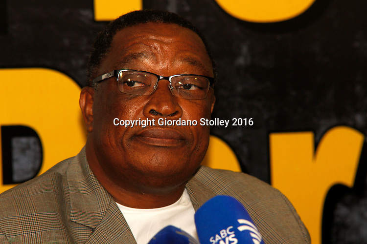 DURBAN - 5 September 2016 - Blessed Gwala, the national chairman of the Inkatha Freedom Party speaks at a press conference, where he accused the ruling African National Cogress of interfering in the process of electing councillors and key office bearers in the KwaZulu-Natal's hung municipalities. Picture: Allied Picture Press/APP