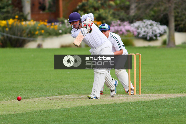 Nelson College v Shirley BHS, 5 October 2013, Ngawhatu, Nelson, New Zealand<br /> Photo: Marc Palmano/shuttersport.co.nz