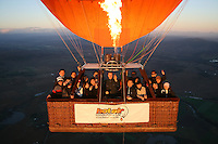 20120725 July 25 Hot Air Balloon Gold Coast
