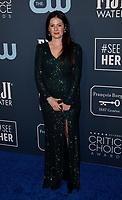 SANTA MONICA, CA - JANUARY 13: Aleksa Palladino attends the 24th annual Critics' Choice Awards at Barker Hangar on January 12, 2020 in Santa Monica, California. <br /> CAP/MPI/IS/CSH<br /> ©CSHIS/MPI/Capital Pictures