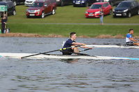 Race: 1  Event: J15 1x   Heat 1 <br /> <br /> Junior Inter Regional Regatta 2018<br /> <br /> To purchase this photo, or to see pricing information for Prints and Downloads, click the blue 'Add to Cart' button at the top-right of the page.