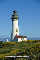 66295-01315 Yaquina Head Lighthouse Oregon coast near Newport   OR