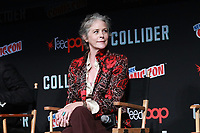 NEW YORK, NY - OCTOBER 7: Melissa McBride at AMC's The Walking Dead panel at New York Comic Con on October 7, 2017 in New York City.    <br /> CAP/MPI/DC<br /> &copy;DC/MPI/Capital Pictures