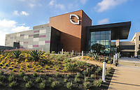 Nov. 14, 2019. San Diego, CA. NuVasive's Experience Center under construction.   Photos by Jamie Scott Lytle. Copyright.