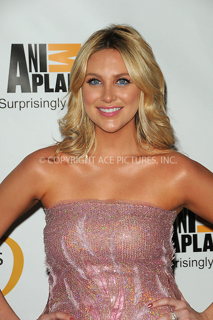 WWW.ACEPIXS.COM . . . . . ....March 19 2011, Los Angeles....Stephanie Pratt arriving at the 25th Anniversary Genesis Awards hosted by the Humane Society of the United States  at the Hyatt Regency on March 19, 2011 in Century City, California.....Please byline: PETER WEST - ACEPIXS.COM....Ace Pictures, Inc:  ..(212) 243-8787 or (646) 679 0430..e-mail: picturedesk@acepixs.com..web: http://www.acepixs.com
