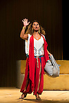 "Lolita during theater play ""La Asamblea de las Mujeres"" at Teatro La Latina in Madrid. August 23 2016. (ALTERPHOTOS/Borja B.Hojas)"