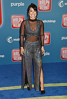 HOLLYWOOD, CA - NOVEMBER 05: Dani Fernandez attends the Premiere Of Disney's 'Ralph Breaks The Internet' at the El Capitan Theatre on November 5, 2018 in Los Angeles, California.<br /> CAP/ROT/TM<br /> &copy;TM/ROT/Capital Pictures