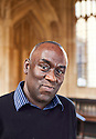 Alex Wheatle, writer and author Oxford Literary Festival 2016.  pic Geraint Lewis
