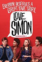 Love, Simon (2018) <br /> POSTER ART<br /> *Filmstill - Editorial Use Only*<br /> CAP/FB<br /> Image supplied by Capital Pictures