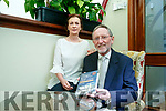 Billy Ryle launches his new Book  'From Fenit bathing slip to the High Court'  here with wife Sheila Ryle at the Grand Hotel on Monday