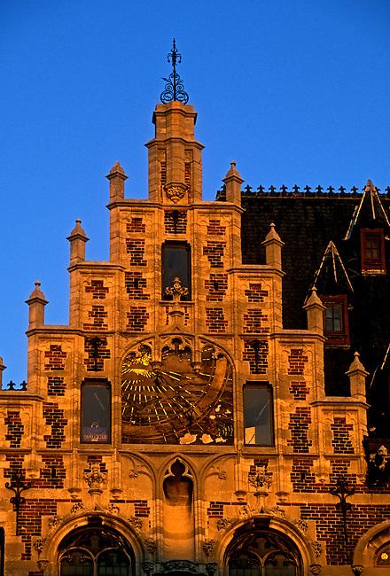Ravenstein Mansion, Hotel Ravenstein, city of Brussels, Brussels Capital Region, Belgium, Europe