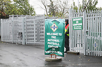 Willkommen in Windsor Park - 04.10.2017: Deutschland Abschlusstraining, Windsor Park Belfast