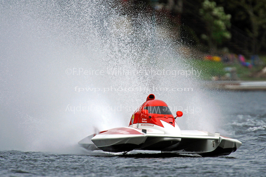 S-137 (2.5 Litre Stock hydroplane(s)