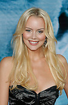 """HOLLYWOOD, CA. - September 24: Helena Mattsson arrive at the Los Angeles premiere of """"Surrogates"""" at the El Capitan Theatre on September 24, 2009 in Hollywood, California."""