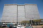 Modern office block, Queensway, Southend, Essex