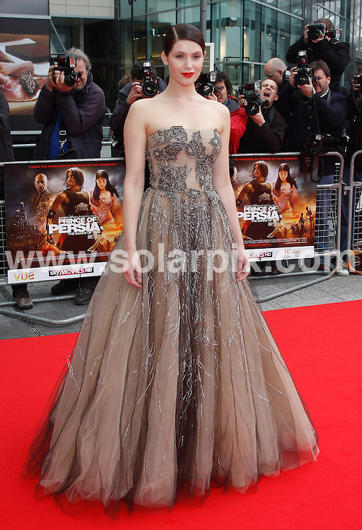 **ALL ROUND PICTURES FROM SOLARPIX.COM**.**WORLDWIDE SYNDICATION RIGHTS**.The World Premiere of Prince of Persia at the Vue Cinema at Westfield Shopping Centre in London.This pic:   Gemma Arterton .JOB REF:   11227   LNJ     DATE:  09.05.10.**MUST CREDIT SOLARPIX.COM OR DOUBLE FEE WILL BE CHARGED**.**MUST NOTIFY SOLARPIX OF ONLINE USAGE**.**CALL US ON: +34 952 811 768 or LOW RATE FROM UK 0844 617 7637**