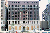 1986 June ..Conservation.Downtown West (A-1-3)....FAIRFAX HOTEL.RENOVATION PHOTOS...NEG#.NRHA#..