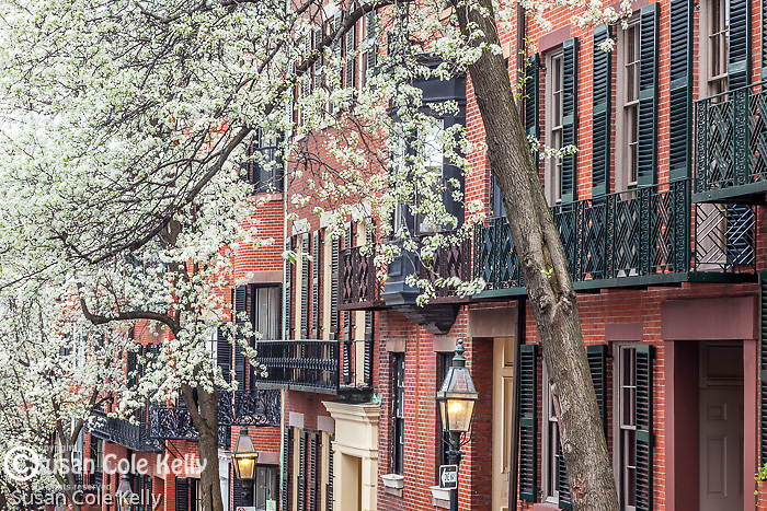 Beacon Hill, Boston, MA