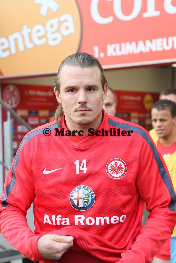 Alex Meier (Eintracht) - 1. FSV Mainz 05 vs. Eintracht Frankfurt, Coface Arena