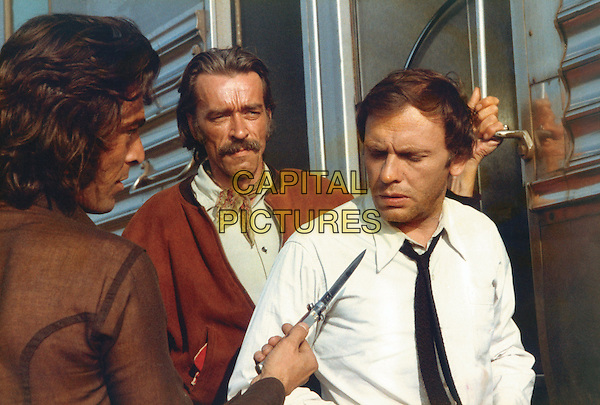 Jean-Louis Trintignant<br /> in And Hope to Die (1972) <br /> (La course du lievre a travers les champs)<br /> *Filmstill - Editorial Use Only*<br /> CAP/NFS<br /> Image supplied by Capital Pictures