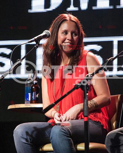 BOSTON, MA - JULY 31, 2012: CMA Songwriter Series 2012 with Bob DiPiero,Carrie Underwood, Brett James, Luke Laird, Hillary Lindsey playing at The Royale Theater in Boston, Massachusetts. &copy;&nbsp;Rocco S. Coviello/MediaPunch Inc. /NortePhoto.com<br /> <br /> **SOLO*VENTA*EN*MEXICO**<br /> **CREDITO*OBLIGATORIO** <br /> *No*Venta*A*Terceros*<br /> *No*Sale*So*third*<br /> *** No Se Permite Hacer Archivo**<br /> *No*Sale*So*third*