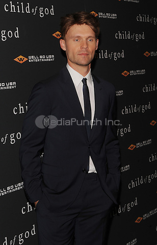 New York,NY-JULY 30: Scott Haze attends the 'Child Of God' premiere at Tribeca Grand Hotel in New York on July 30, 2014 . Credit: John Palmer/MediaPunch