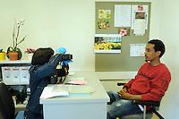 centro richiedenti asilo politico. Chiasso, Canton Ticino, Svizzera