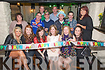 Jennifer Barry from Glanmire celebrated her 26th Birthday surrounded by family and friends in The Kerry Way in Glenflesk last Saturday night.