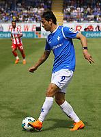 Dong Won Ji (SV Darmstadt 98) - 28.04.2018: SV Darmstadt 98 vs. 1. FC Union Berlin, Stadion am Boellenfalltor, 32. Spieltag 2. Bundesliga