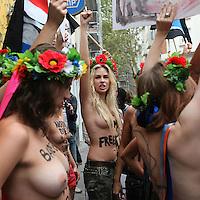 Les Femen font leur révolution à Paris