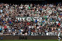 GRONINGEN - Voetbal, FC Groningen - FC Twente,  Eredivisie , Noordlease stadion, seizoen 2017-2018, 24-09-2017,   volle tribune