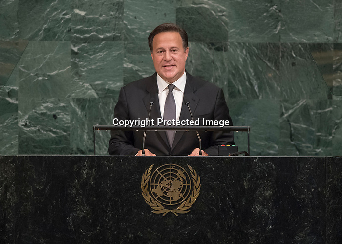 72 General Debate – 20 September <br /> <br /> <br /> His Excellency Juan Carlos Varela Rodríguez, President of the Republic of Panama