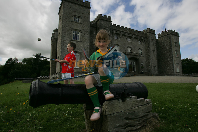 Lilly Harris and Sean Murtagh at the Irish Independent Directory Launch for Louth/Meath at Slane Castle.....Photo: Fran Caffrey/ Newsfile.