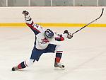 Les Pariotes De St-Laurent, Hockey Masculin vs André-Laurendeau