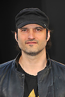 Robert Rodriguez at the premiere of Warner Bros. Pictures' 'Dark Shadows' at Grauman's Chinese Theatre on May 7, 2012 in Hollywood, California. © mpi35/MediaPunch Inc.