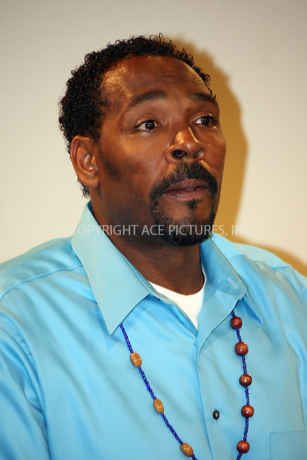 ACEPIXS.COM....June 17 2012, Rialto, CA......Rodeny King, whose beating by LAPD officers in 1991 led to  the worst riots ever seen in Los Angeles, was found dead in a pool at his home on June 17 2012 in Rialto, CA....Please byline William T Wade Jr....Orginal Caption read:....Philadelphia....Rodney King Signs copies of his book 'The Riot Within' at the African American Museum of Philadelphia on April 26 2012 in Philadelphia PA....Please byline: William T. Wade jr- ACE PICTURES.... *** ***..Ace Pictures, Inc:  ..Philip Vaughan (212) 243-8787 or (646) 769 0430..e-mail: info@acepixs.com..web: http://www.acepixs.com