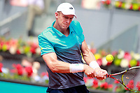 Kevin Anderson, South African Republic, during Madrid Open Tennis 2018 match. May 11, 2018.(ALTERPHOTOS/Acero) /NORTEPHOTOMEXICO