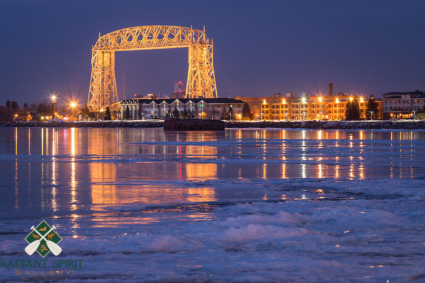 &quot;Twilight in Canal Park&quot;<br />