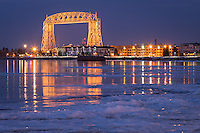 """Twilight in Canal Park""<br />