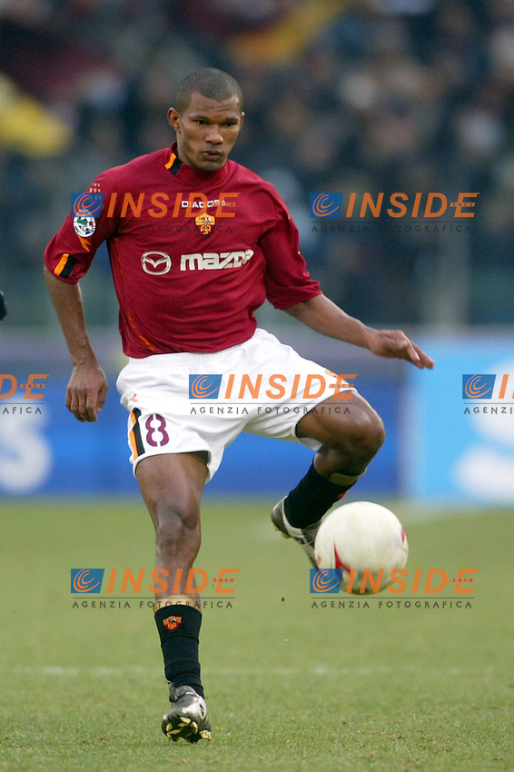Roma 25/1/2004 <br /> Roma Udinese 1-1 <br /> Francisco Lima (Roma)<br /> Foto Andrea Staccioli Insidefoto