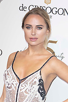 Kimberley Garner attends the De Grisogono party during the 71st annual Cannes Film Festival on May 15, 2018 in Cannes, France.<br /> CAP/NW<br /> &copy;Nick Watts/Capital Pictures /MediaPunch ***NORTH AND SOUTH AMERICAS ONLY***
