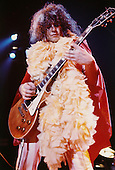MARC BOLAN OF T.REX PERFORMS IN CONCERT AT VARIOUS VENUES CIRCA 1970's